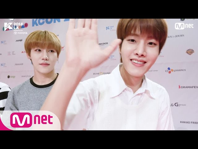 [KCON 2018 LA] HI-TOUCH with #GoldenChild
