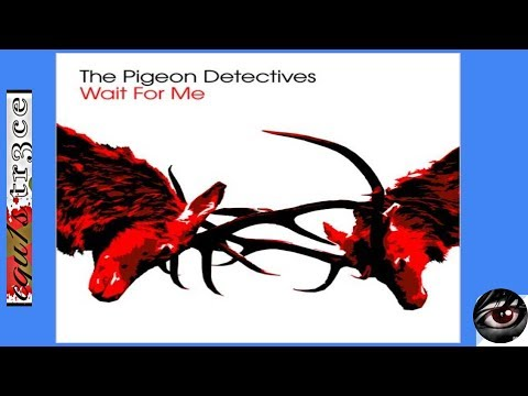 Wait for me - The Pigeon Detective (Full Album + Lyrics)
