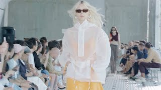 Sunnei | Spring Summer 2019 Full Fashion Show | Exclusive