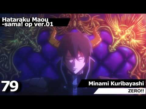 Top 222 Openings Anime