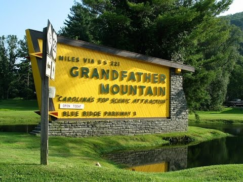 Motorcycle Adventure to Grandfather Mountain North Carolina