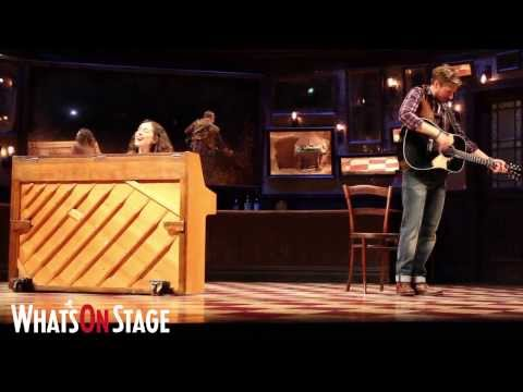 Watch Arthur Darvill and Zrinka Cvitešić perform songs from Once