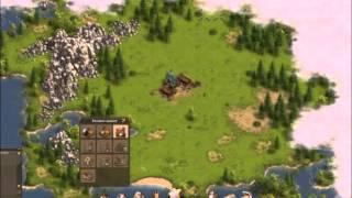 Обзор браузерной онлайн игры Settlers Онлайн