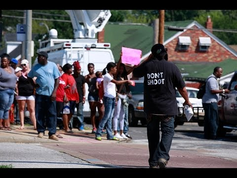 New police shooting in St. Louis stirs Ferguson unease