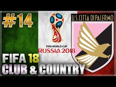 FIFA 18 | CLUB & COUNTRY | #14 | WORLD CUP 2018