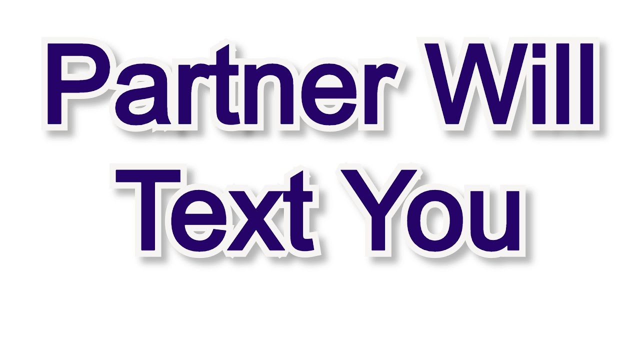 Partner will text you - Please forgive me, I can't live without you - spell spells love spells