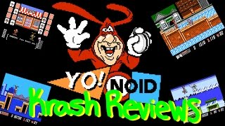 Krash Reviews | Yo! Noid | S1E6