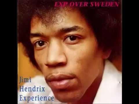 Jimi Hendrix  EXP Over Sweden
