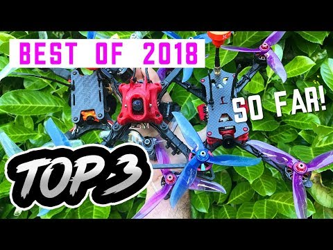 Фото TOP 3 FPV RACE Quads to buy in 2018