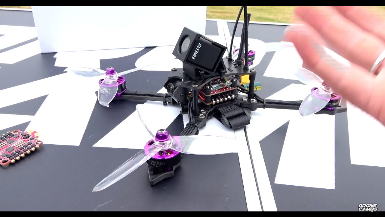 TOP 3 FPV RACE Quads to buy in 2018 фото