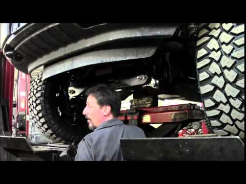 Wheel Alignment - The ins and outs