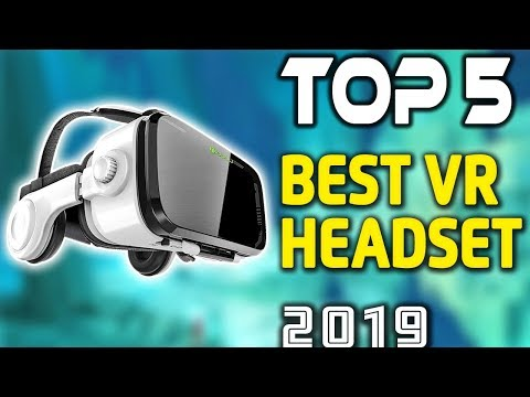 5 Best VR Headset in 2019