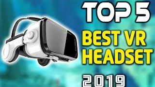 5 Best VR Headset in 2019