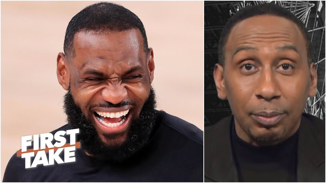 Stephen A.: 'The Lakers have a chance to 3-peat' unless James Harden joins the Nets   First Take