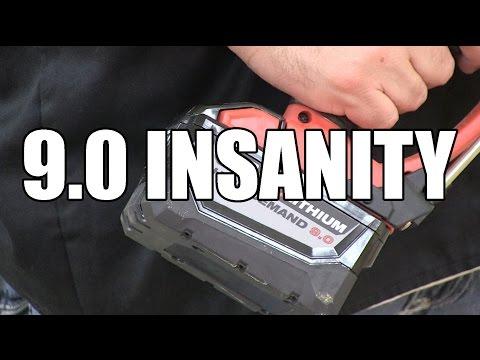 Milwaukee High Demand 9 0 AH M18 Battery