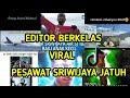 Pesawat Sriwijaya Jatuh Jakarta Pontianak   Mp3 - Mp4 Download