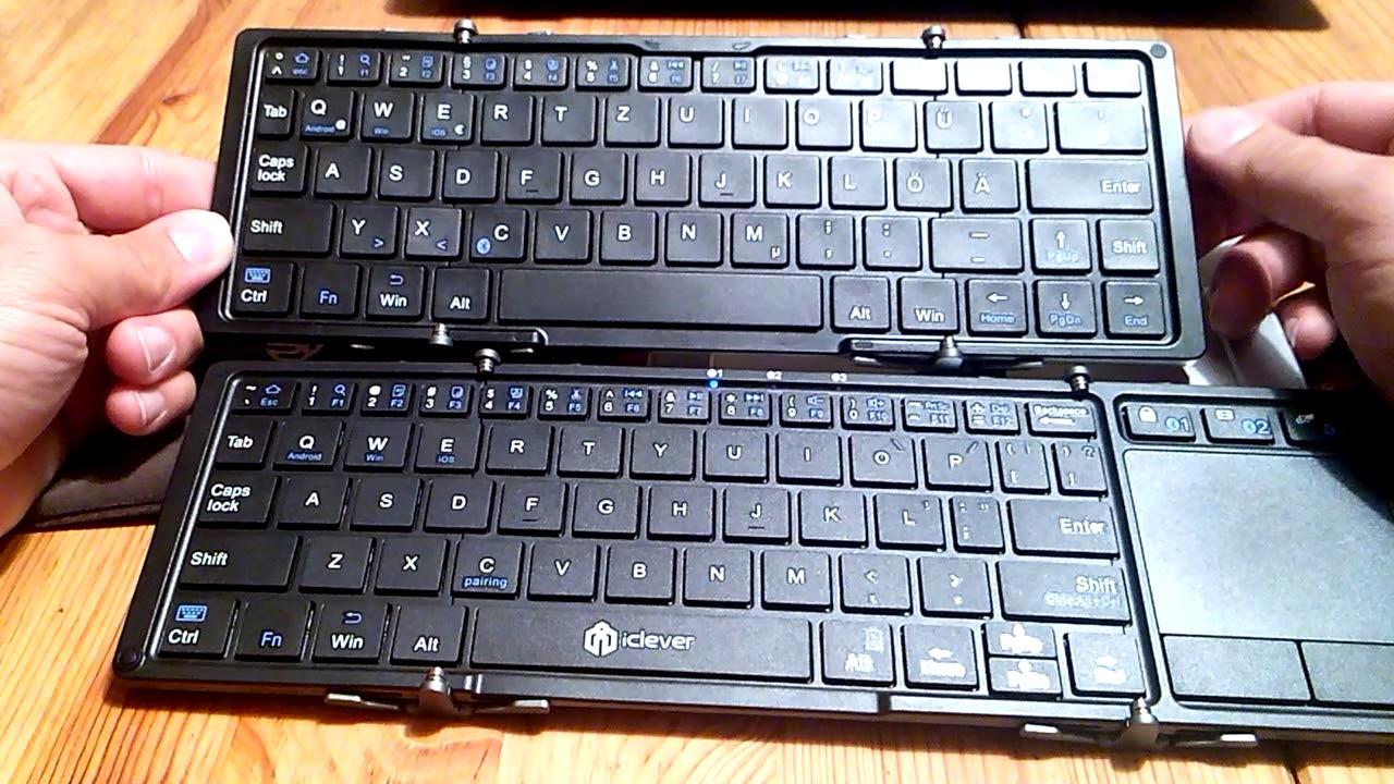 bluetooth tastaturen vergleich touchpad drahtlos multi. Black Bedroom Furniture Sets. Home Design Ideas