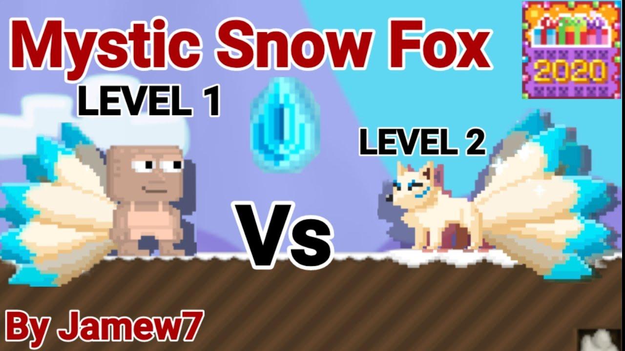 Download Mystic Snow Fox Set Challenge! + (New Calendar + More) OMG!! - Growtopia