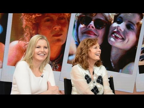 'Thelma & Louise' 25th Reunion | 'GMA' Exclusive: