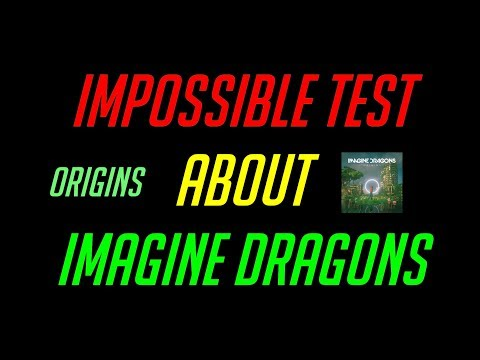 GUESS THE SONG WITH SOUND EFFECTS!   IMAGINE DRAGONS - ORIGINS