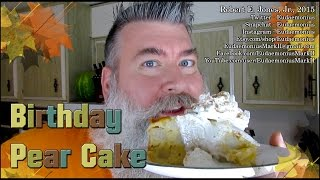 How To Make Pear Cake - 16,802