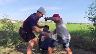 Coi Cấm Cười | Phiên Bản Việt Nam - Cười Toét Miệng Với Màn Chống Đầy Hít Đất Của Mạnh Hít