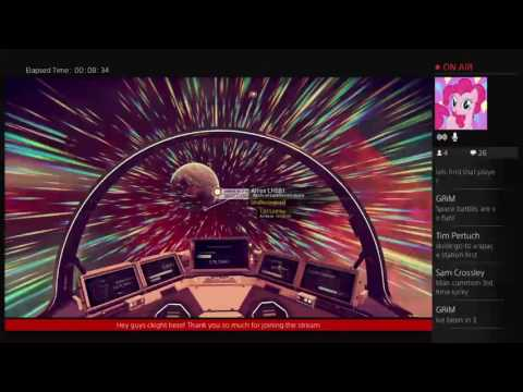 No Mans Sky: The Galactic Patrol federation: MULTIPLAYER!!!!