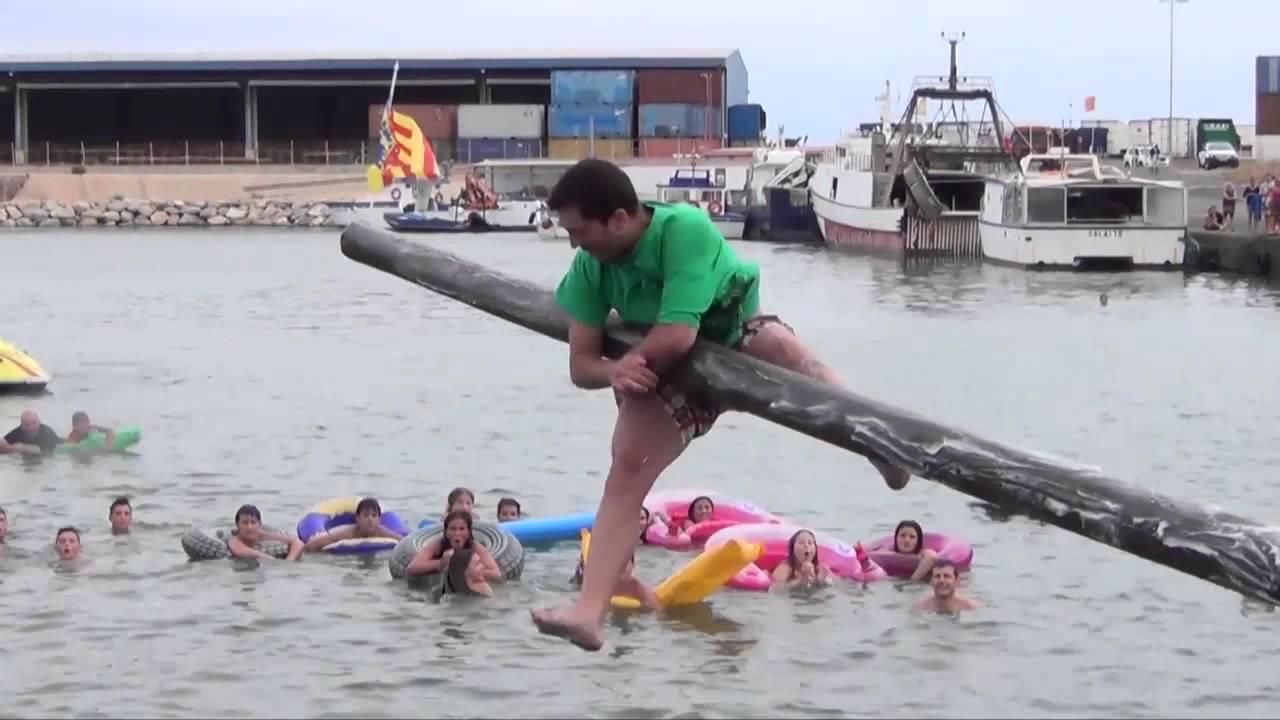 Concierto La Frontera Fiestas Puerto Sagunto 2015