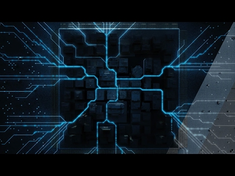 The VFX Festival 2017 Title Sequence