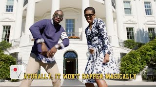 Michelle Obama s rap video Go to College is winning the internet