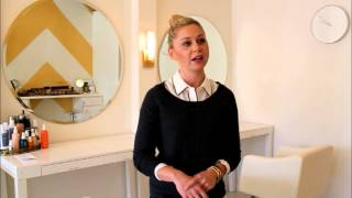 Interview with Blow Dry Bar Owner