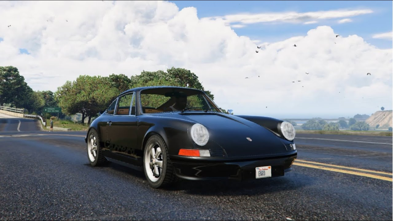 Gta v 1973 porsche 911 carrera rs mods modification youtube gta v 1973 porsche 911 carrera rs mods modification vanachro Choice Image