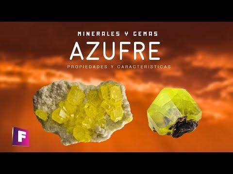 Azufre  Propiedades - Caracteristicas y sus aplicaciones   Foro de minerales