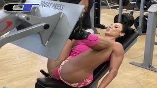 Gracyanne Barbosa - Treino LEVE para pernas e abdomen thumbnail