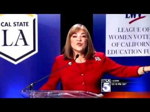 Kamala Harris, Loretta Sanchez, United States Senate