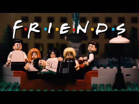 """FRIENDS - """"The One With All The LEGOs"""""""