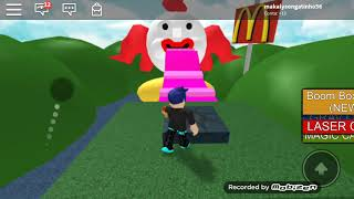 ESCAPING FROM MEC ROBLOX!!!