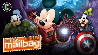 What Would a Disney Characters Avengers Team Look Like? - Mailbag