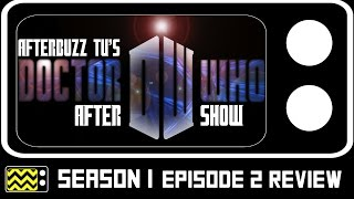Doctor Who Season 10 Episode 2 Review & After Show | AfterBuzz TV