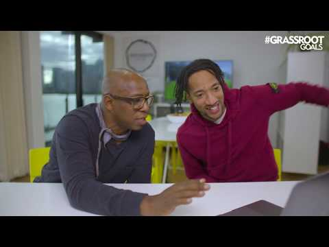 Ian Wright & Poet review the best Sunday League moments (Episode 1)
