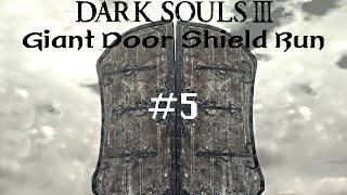 Dark Souls III - Lecim dalej wjazd drzwiami w Bossy