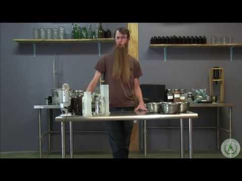 Making Herbal Glycerites