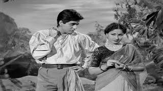 Naa Bole Naa Bole Naa Bole Re - Lata Mangeshkar - AZAAD - Dilip Kumar, Meena Kumari, Pran