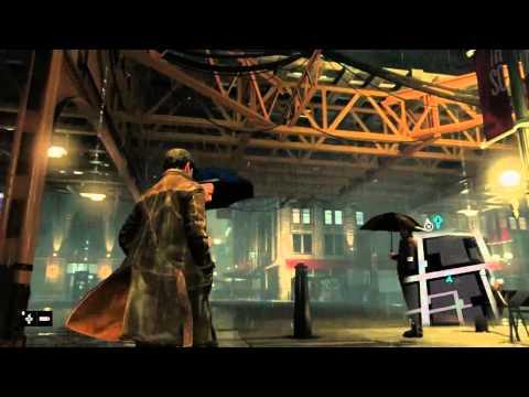 [E3 2012] Watch Dogs - E3 Gameplay Demo