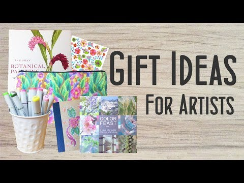 Gift Ideas for Artists and Crafters: Creative Holiday Gifts Guide