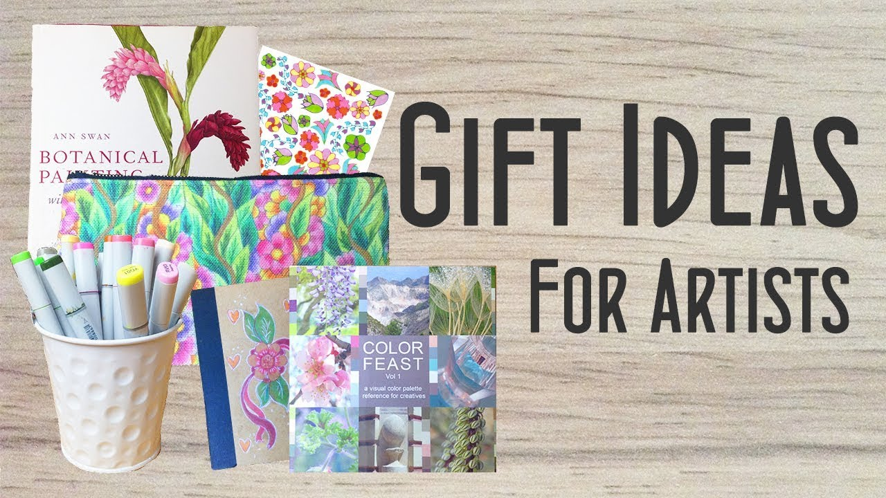 Gift ideas for artists and crafters creative holiday gifts guide gift ideas for artists and crafters creative holiday gifts guide negle Image collections