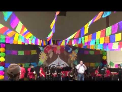 Desert Springs Middle School Band Dia De Los Muertos 2018