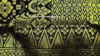 Aura Batik : Songket Tenun Terengganu untuk Lelaki