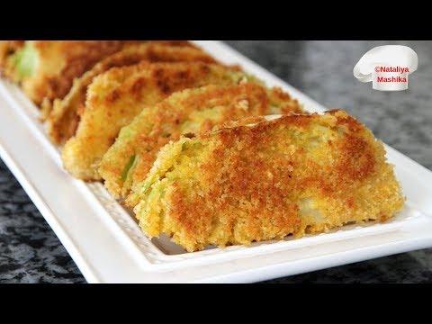 Обожаю эту вкуснятину из капусты! Капустные шницели в хрустящей панировке.