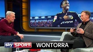Live Wontorra Der O2 Fußball Talk Sky Sport Hd